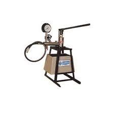 Hydraulic Pressure Test Pump
