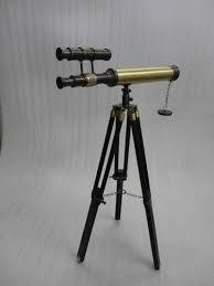 Metlor Brass Telescope