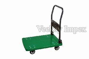 Heavy Duty Foldable Platform Trolley