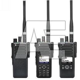 Xir P8600i Series Digital Two Way Portable Radio