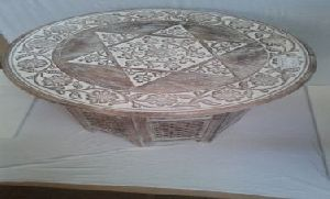 Octangle Table