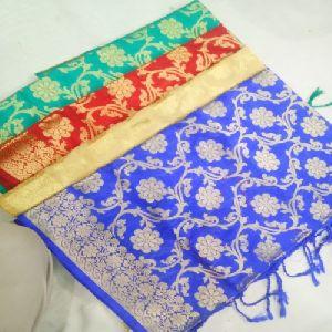Handloom Art Silk Dupatta