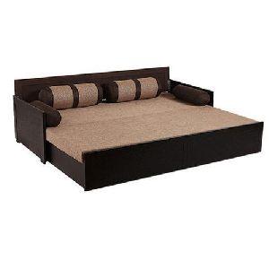 Wooden Sofa Cum Bed