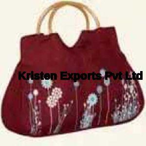 jute ladies fashion bags