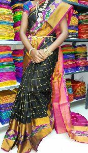 Uppada Handloom Silk Saree