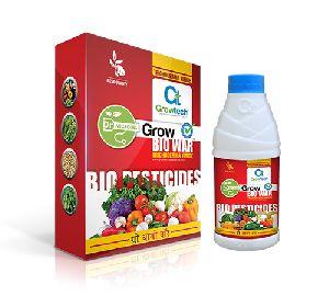Grow Bio War Trichoderma Viride Bio Pesticide