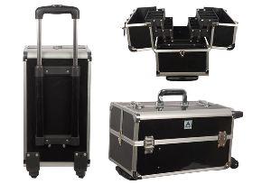 Hr401 Vaara Royal Trolley Vanity Cases
