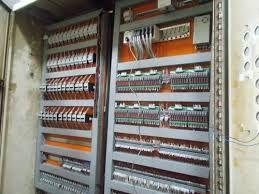 PLC-Based Control Panel