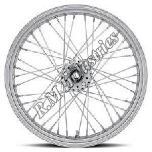 Motorcycle Spoke Wheel Rim 01