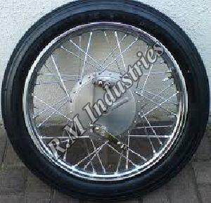 Motorcycle Spoke Wheel Rim 02