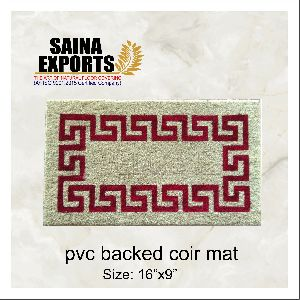 greekey mat