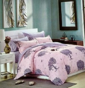 Cotton Printed Bed Sheet 05