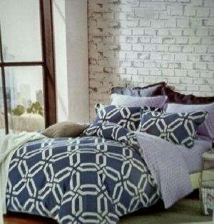 Cotton Printed Bed Sheet 06