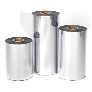 Pvc Silver Metalized Film
