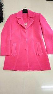 Pink Ladies Coat