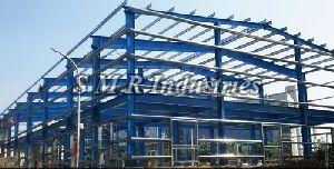 Warehouse PEB Structure