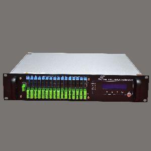 High Power Optical Amplifier 32 Ports Edfa