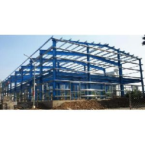 Industrial Structural Fabrication Service