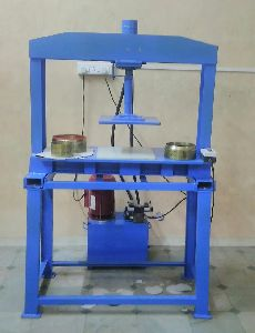 Hydralic Paper Plate Circle Cutting Machine