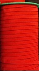 Red Braided Elastic Tape