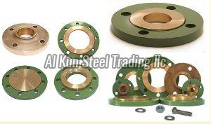Bimetallic Flanges