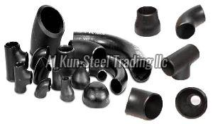 Mild Steel Butt Weld Pipe Fittings