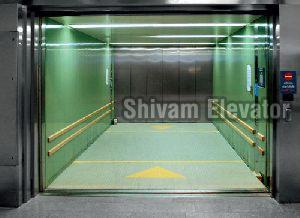 Machine Room Freight Elevator