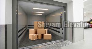 Machine Room Goods Elevator
