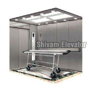 Machine Room Hospital Elevator