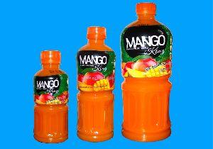 Mango Flavored Soft Drink