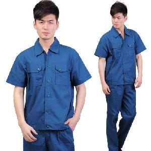 Factory Worker Uniform