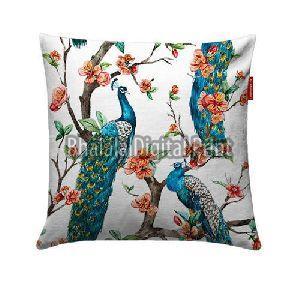 Cotton Digital Printed Cushion Cover