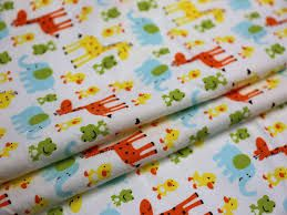 Printed Flannel Fabric (CIF 004)