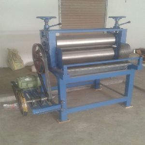 MS Silicate Rolling Machine