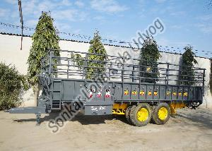 Tractor Trolley 06