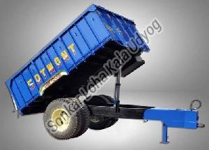 Tractor Trolley 16