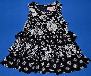 Baby Girl Top with Skirt