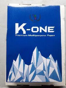 COPIER PAPER A/4 65 GSM K-ONE