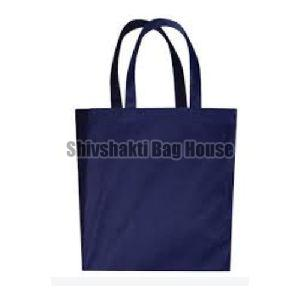 Loop Handle Plain Non Woven Bag