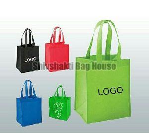 Printed Box Bag