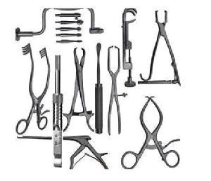 Cleft Lip And Palate Surgical Instrument Set