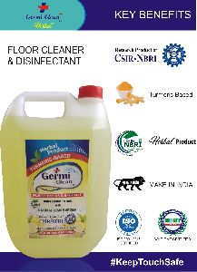 Herbal Floor Cleaner and disinfectant, Research product of CSIR-NBRI under ministry of science and technology (Government of India)