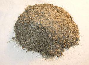 sandy clay