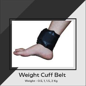 WEIGHT CUFF BELT