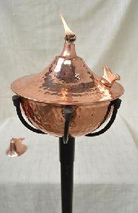 Copper Oil Torch