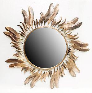 Iron Wall Mirror