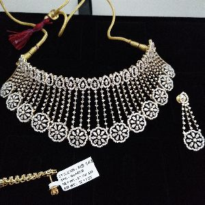 real diamond necklacr