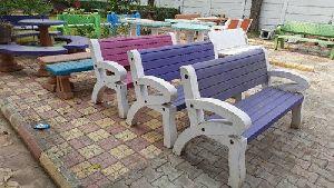 RCC Garden Bench