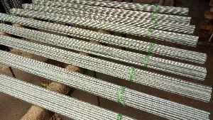 Threaded bars