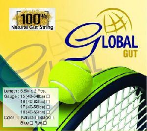 Tennis Racket Gut Strings - Classic Quality